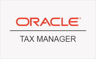 RAPIDStart automates implementation for Oracle Tax Manager.