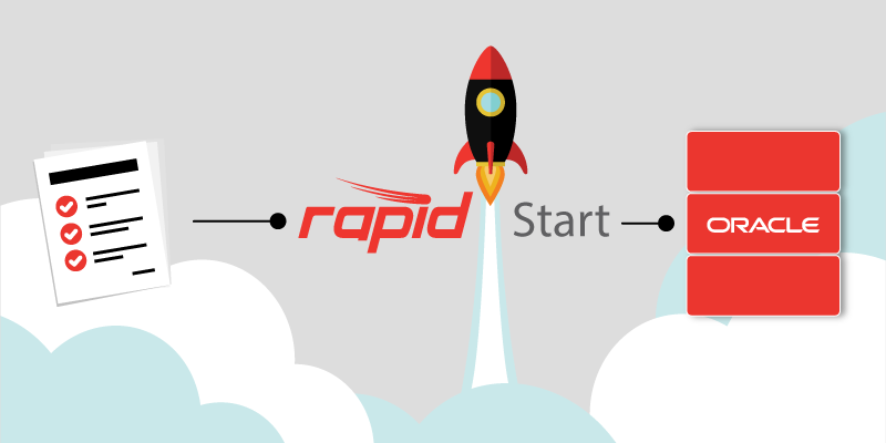 RAPIDStart is the fastest Oracle ERP Cloud implementation software.