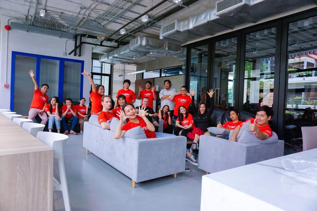 Rapid4Cloud - New Office Bangkok